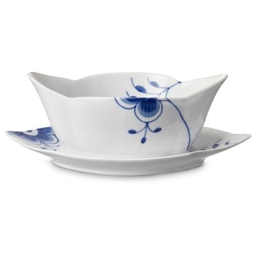 Royal Copenhagen - Blue Fluted Mega - Sauce Boat
