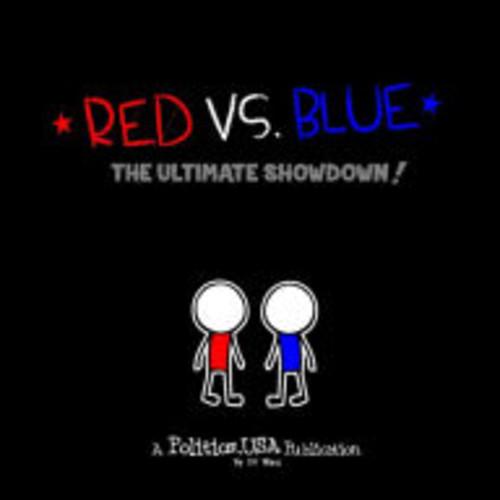 Red vs. Blue: The Ultimate Showdown!