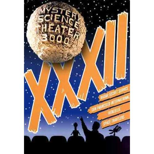 Mystery Science Theater 3000: Vol. XXXII [Mystery Science Theater 3000: Vol. XXXII (Blu-ray Disc)]