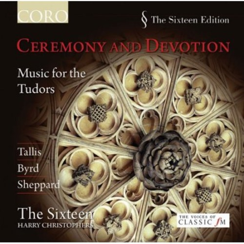Ceremony and Devotion: Music for the Tudors [CD]