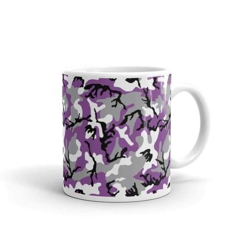 Ultra Violet CAMO Mug