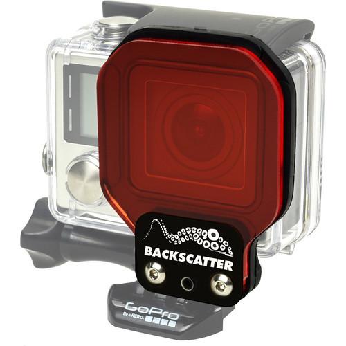 Backscatter FLEX DIVE Filter for GoPro Standard Housing