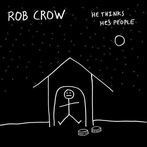 He Thinks He's People [CD]