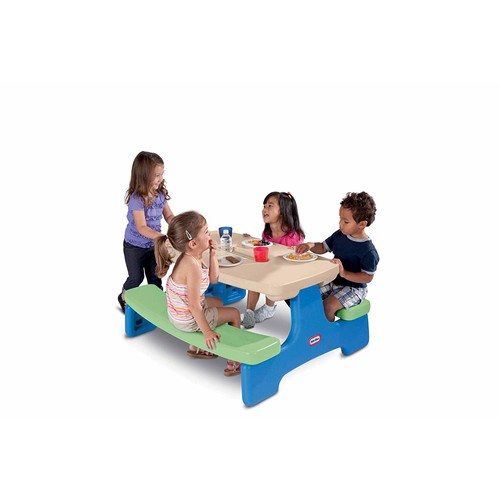 Little Tikes Easy Store Table