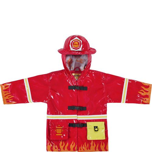 Kidorable Fireman All-Weather Raincoat
