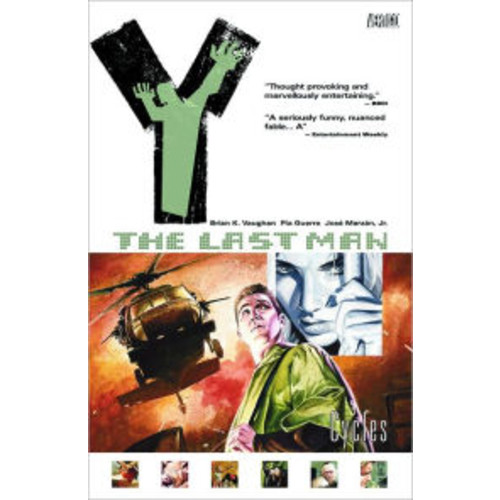 Y: The Last Man, Volume 2: Cycles (NOOK Comics with Zoom View)