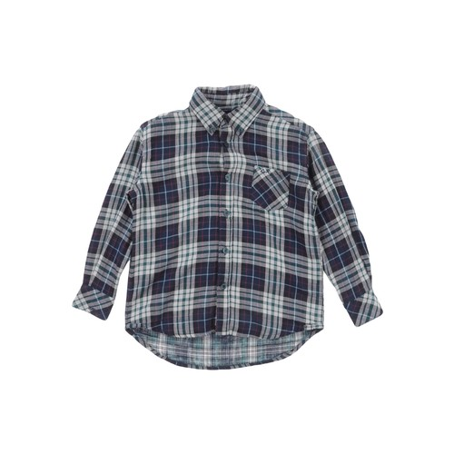 SUN 68 Checked shirt