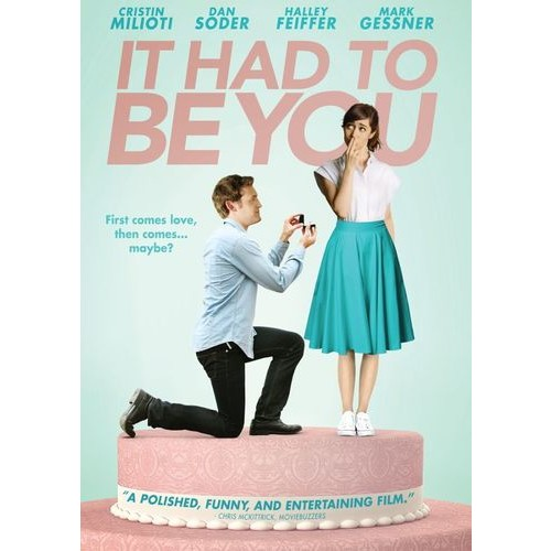 It Had To Be You [DVD] [2015]