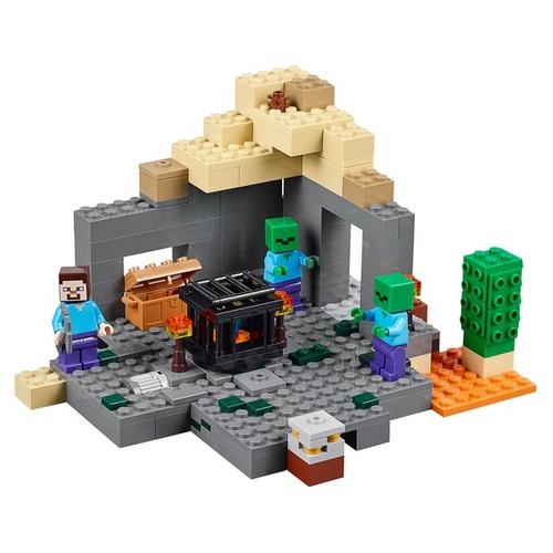 LEGO Minecraft: The Dungeon (21119)