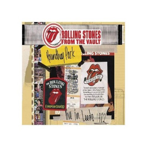 The Rolling Stones: From the Vault - Live in Leeds [2 CD/DVD]
