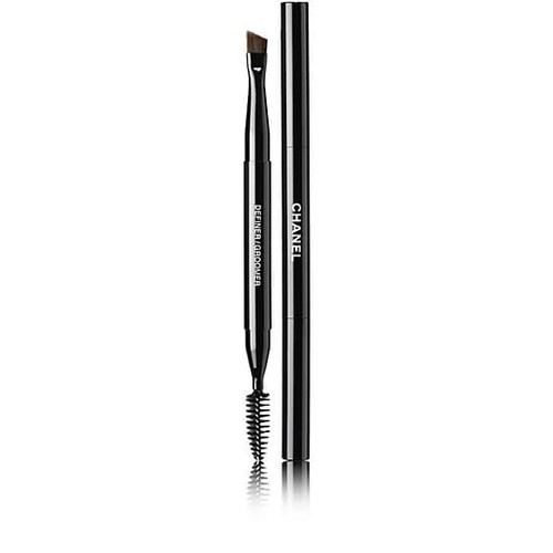 CHANEL Les Pinceaux De CHANEL Retractable Dual-Tip Brow Brush