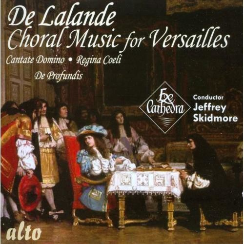 De Lalande:choral Music For Versaille CD (2013)