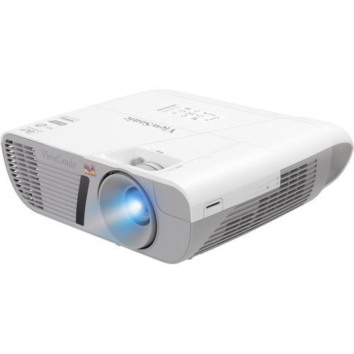 Viewsonic LightStream PJD7831HDL 3D Ready DLP Projector - 1080p - HDT