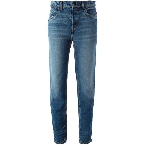 ALEXANDER WANG Straight Leg Jeans