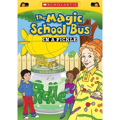 The Magic School Bus: In a Pickle [DVD]