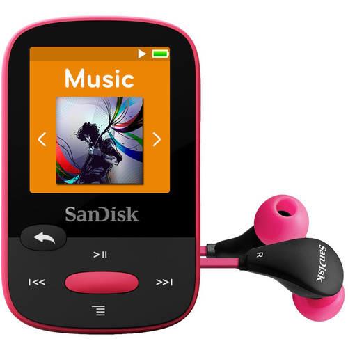 SanDisk SanDisk Clip Sport 8 GB Pink