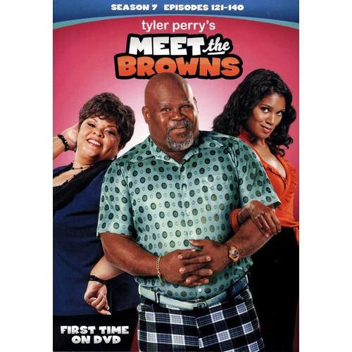 Tyler Perry's Meet the Browns: Season 7 [3 Discs] [DVD]