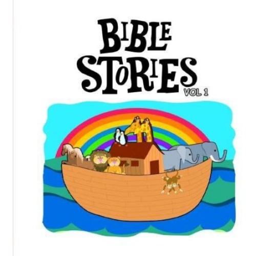 Smiley Storytellers: Bible Stories, Vol. 1 [CD]