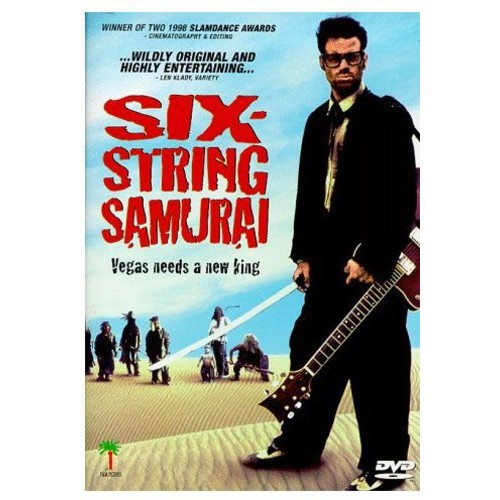 Six String Samurai ( (DVD))