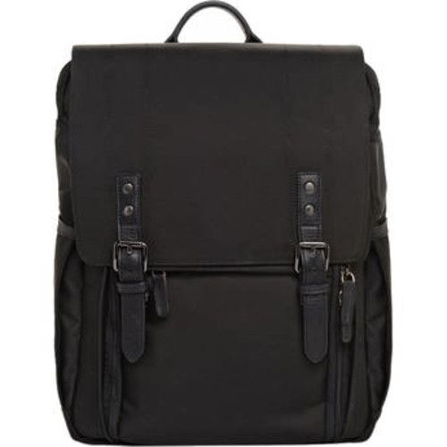 The Nylon Camps Bay Camera and Laptop Backpack (Black)