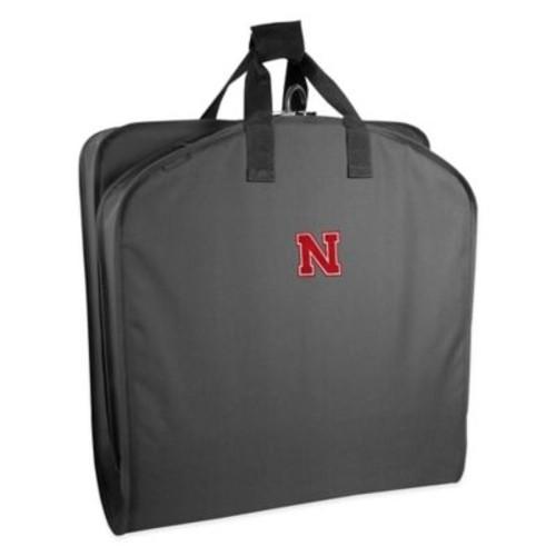 WallyBags University of Nebraska 40-Inch Garment Bag with Handles