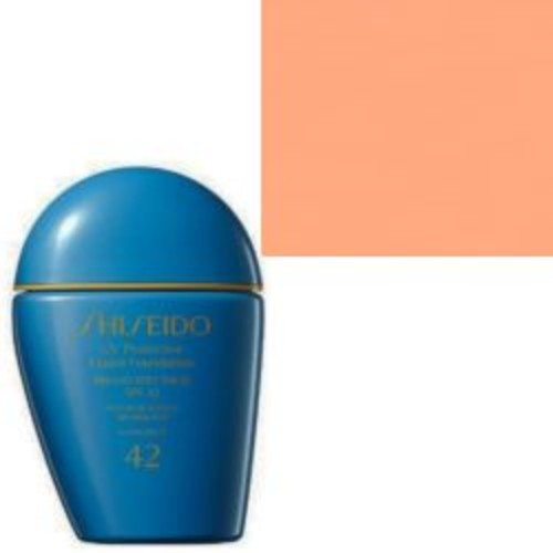 Shiseido UV Protective Liquid Foundation SPF 42 Light Ivory | CosmeticAmerica.com