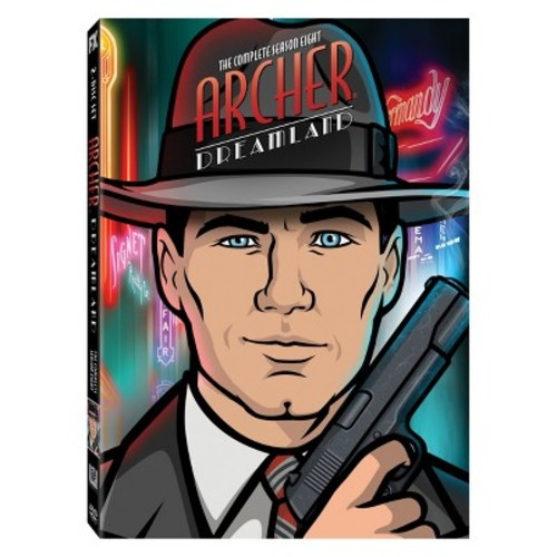 Archer: Season 8 (DVD)