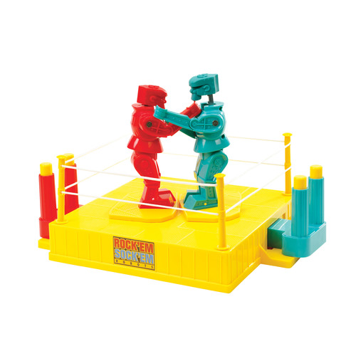 Mattel Rock 'Em Sock 'Em Robots Toy Game