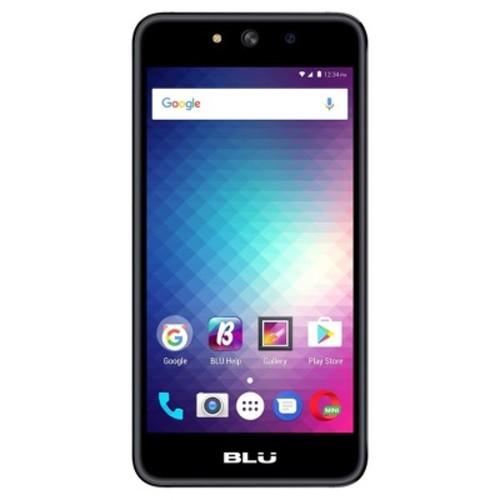 Unlocked BLU Grand M G070Q GSM Quad-Core Dual-SIM Phone - Black