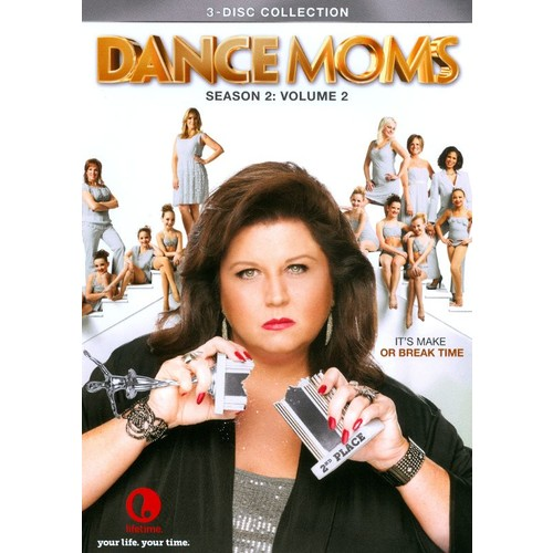 Dance Moms: Season 2, Vol. 2 [3 Discs] [DVD]
