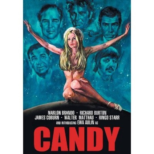 Candy [DVD] [1968]