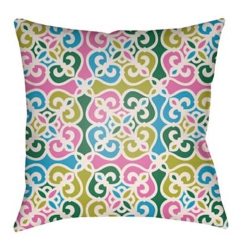 Artistic Weavers Lolita Garland Indoor/Outdoor Throw Pillow; 22'' H x 22'' W