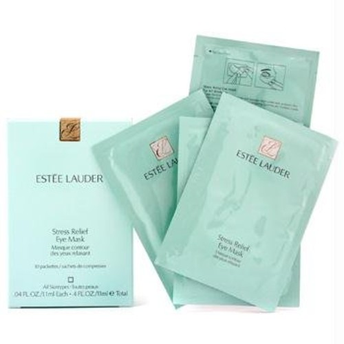 Estee Lauder Stress Relief Eye Mask, 10 Count