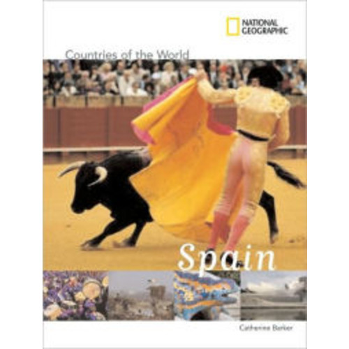 Spain (National Geographic Countries of the World Series)