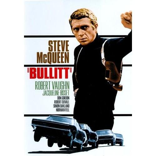 Bullitt [DVD] [1968]