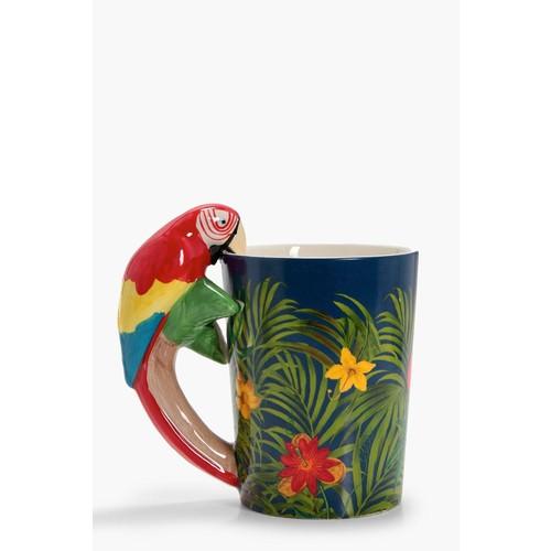 Ella Tropical Parrott Paradise Mug