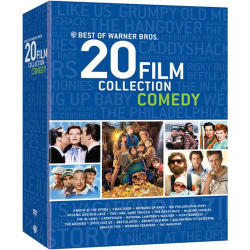 Best of Warner Brothers 20 Film Collection