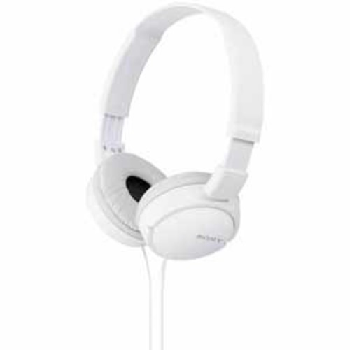 Sony ZX Series Stereo On-Ear Headphones - White