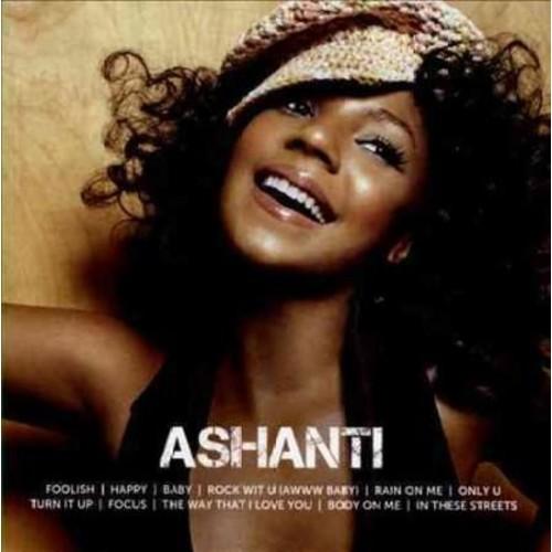 Ashanti - ICON: Ashanti