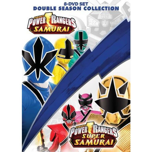 Power Rangers: Samurai and Super Samurai Collection [DVD]