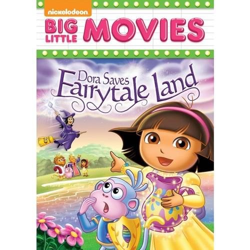Dora the Explorer: Dora Saves Fairytale Land [DVD]
