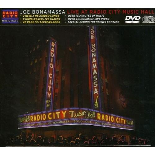 Joe Bonamassa - Live at Radio City Music Hall (CD)