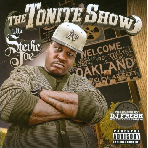 The Tonite Show With Stevie Joe [CD] [PA]