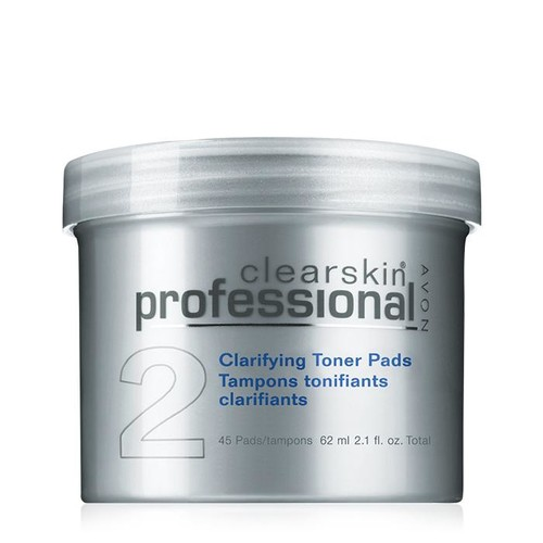 Clearskin Professional Clarifying Toner Pads