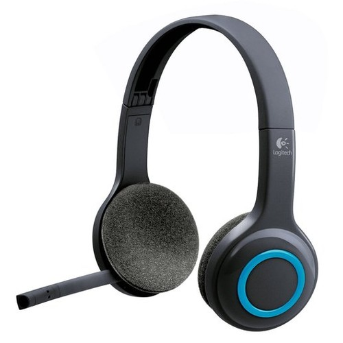 Logitech Over-The-Head Wireless Headset H600 [Black, ..Only Bluetooth 2.0]