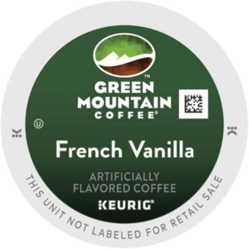 Green Mountain Coffee French Vanilla K-Cups 96/Carton (6732)