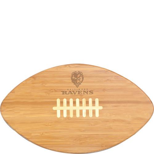 Picnic Time Baltimore Ravens Touchdown Pro! Cutting Board