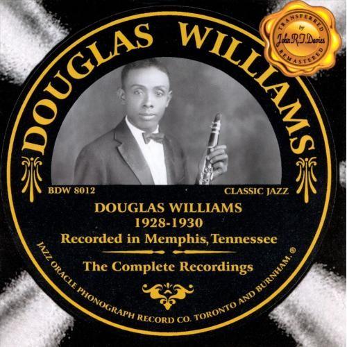 Douglas Williams [CD]