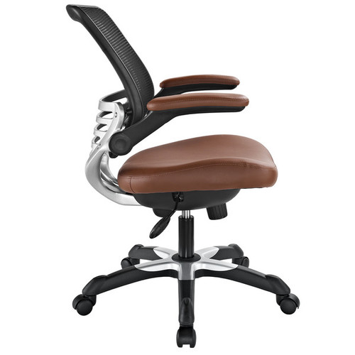 Expedition Mesh/ Black Leatherette Office Chair [option : Black - Price in Cart]