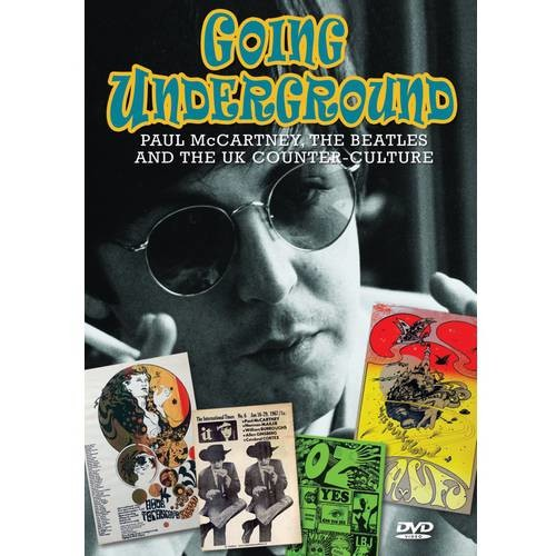 Going Underground: Paul McCartney, the Beatles and the UK Counter-Culture [DVD]
